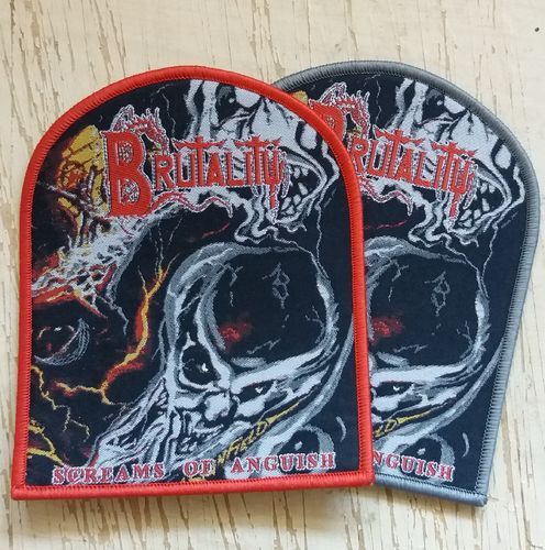 Brutality - Patch