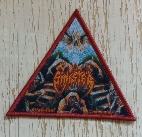 Sinister - Patch