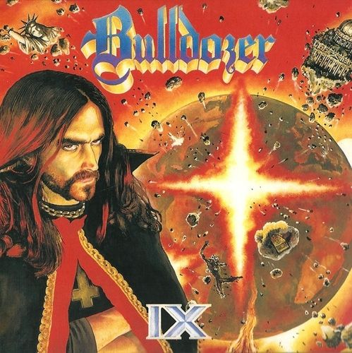 Bulldozer - lX CD