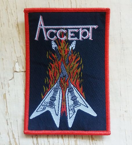 Accept - Patch