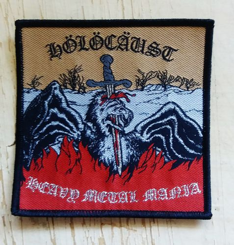 Holocaust - Patch