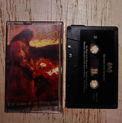 Hades - The Dawn of the Dying Sun Tape