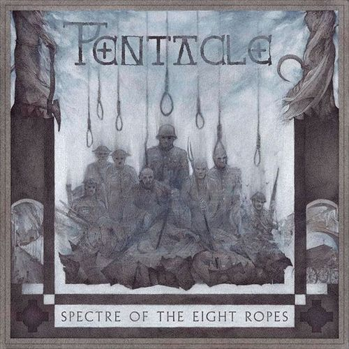 Pentacle - Spectre of the Eight Ropes LP (Gatefold)