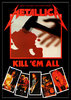 Kill Em All - Poster