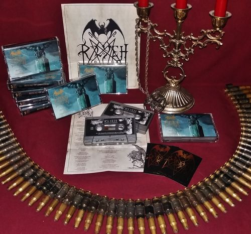 5x R'lyeh - Ritual of Darkness Tape *Wholesale*