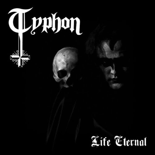"Typhon - Life Eternal 7"" EP (clear vinyl, lim. 50 copies!!!)"