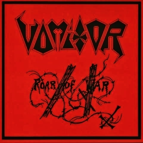 "Vomitor - Roar of War LP + 7""EP"