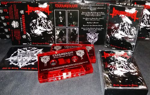 Triumphant - Wraith Amongst the Living Tape