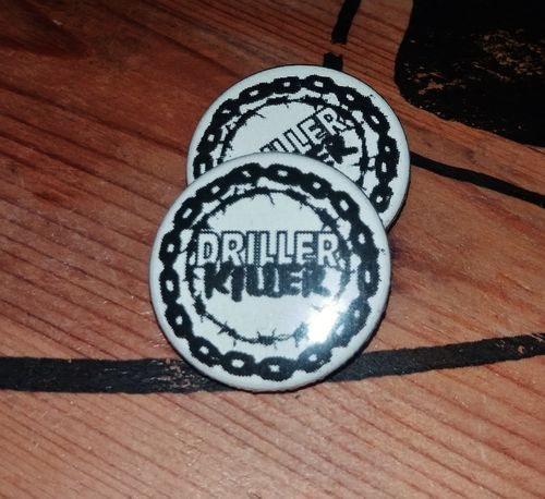 Driller Killer - Button