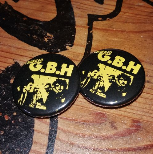GBH - Button