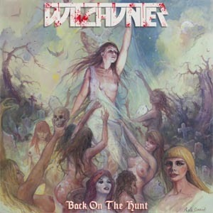 Witchunter - Back on the Hunt LP