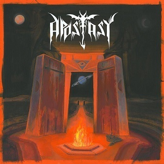 Apostasy - The Sign of Darkness LP