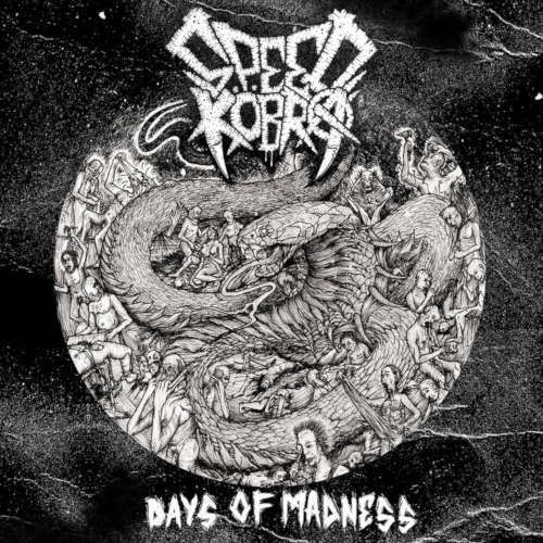 Speedkobra - Days of Madness LP (coloured vinyl)