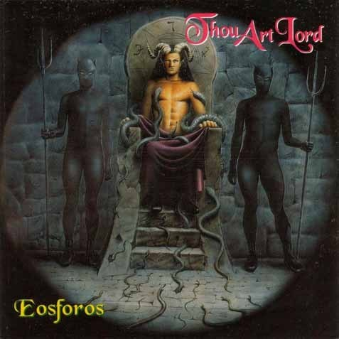 Thou Art Lord - Eosforos LP (Gatefold/coloured vinyl)