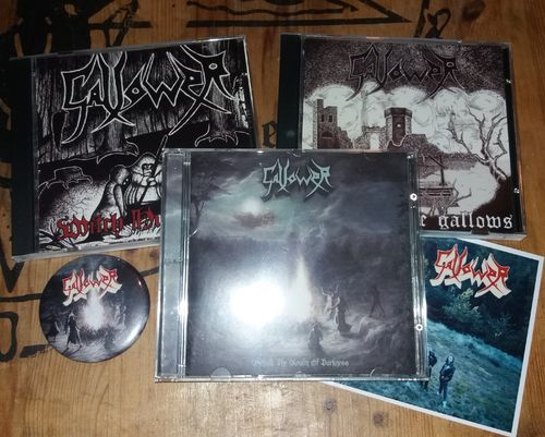 Gallower - Special CD-Package
