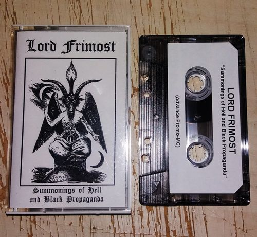 Lord Frimost - Advance Promo Tape